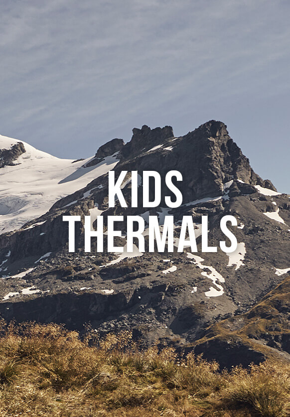 Shop Our Kid's Thermal Range