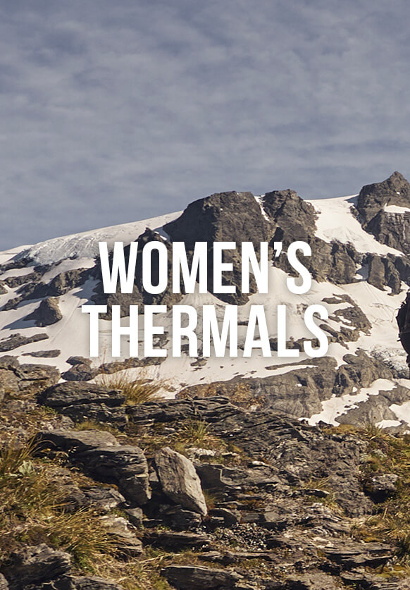 Shop Our Women's Thermal Range