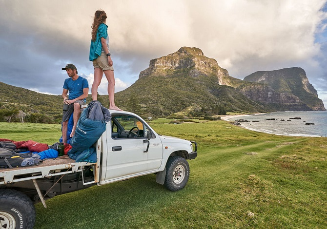 Top Ten Activities - Lord Howe Island